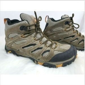 Merrell Men's Continuum Hiking Boots Size 10.5